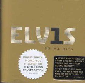 Elvis 30 Number 1 Hits - (Import CD)