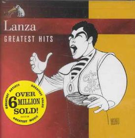Mario Lanza - Greatest Hits Series (CD)