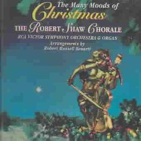 Shaw Robert Chorale - Many Moods Of Xmas (CD)