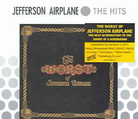 Jefferson Airplane - The Worst Of Jefferson Airplane (CD)