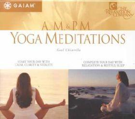 A.M. & P.M. Yoga Meditations - (Import CD)
