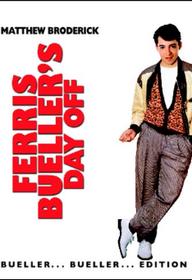 Ferris Bueller's Day Off - (DVD)