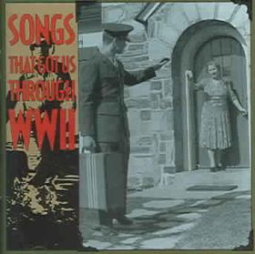 Songs That Got Us Through Ww II - (Import CD)