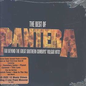 Best of Pantera:Far Beyond the Great - (Import CD)