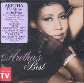 Aretha's Best - (Import CD)