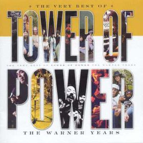Tower Of Power - Very Best Of Tower Of Power (CD)