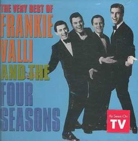 Very Best of Frankie Valli & Four Sea - (Import CD)