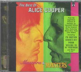 Best of Alice Cooper - (Import CD)