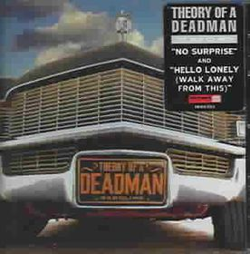 Theory Of A Deadman - Gasoline (CD)