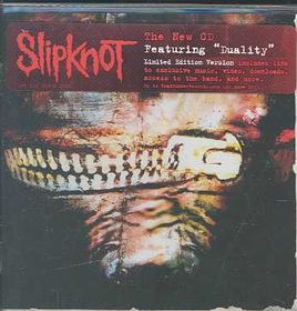 Slipknot - Vol.3 - The Subliminal Verses (CD)