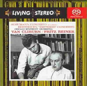 Cliburn Van - Piano Concerto In A (CD)
