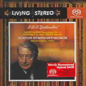 St.saens / Debussy -munch - Symphony No.3 / La Mer