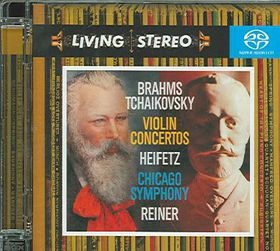Jascha Heifetz - Violin Concertos