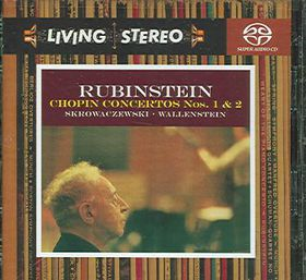 Rubinstein Arthur - Piano Concertos (CD)