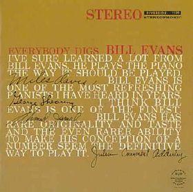 Everybody Digs Bill Evans - (Import CD)