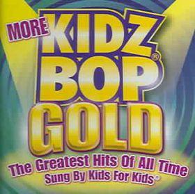 More Kidz Bop Gold - (Import CD)