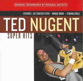 Super Hits:Ted Nugent - (Import CD)