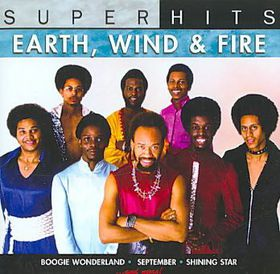 Super Hits:Earth Wind & Fire - (Import CD)