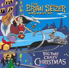 Dig That Crazy Christmas - (Import CD)