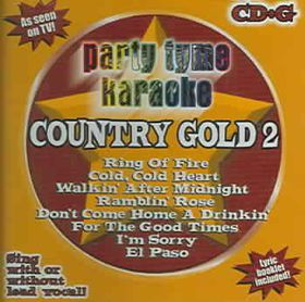 Country Gold Vol 2 - (Import CD)