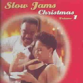 Slow Jams Christmas - Various Artists (CD)