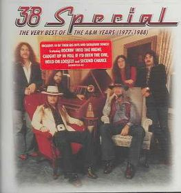 Very Best of the A&m Years 1977-1988 - (Import CD)