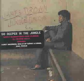 James Brown - In The Jungle Groove (CD)