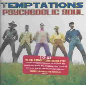 The Temptations - Psychedelic Soul (CD)