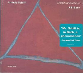 Schiff Andras - Goldberg Variations (CD)
