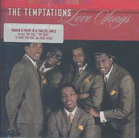 Temptations - Love Songs (CD)