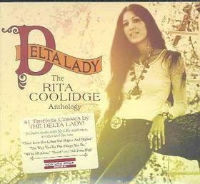 Delta Lady:Anthology - (Import CD)