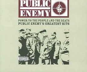 Public Enemy - Power To The People & The Beats (CD)