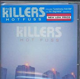 Killers - Hot Fuss (CD)