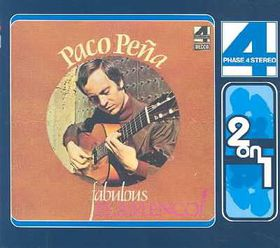 Paco Pena - Fabulous Flamenco!, La Gitarra Flamenca (CD)