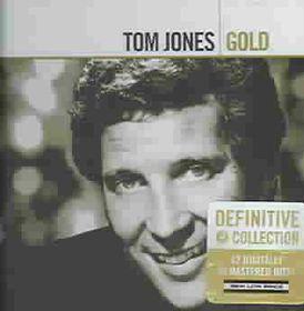 Tom Jones - Gold (1965-1975) (CD)