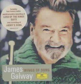James Galway - Wings Of Song (CD)