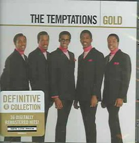 Temptations - Gold (CD)