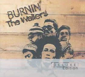 Bob Marley And The Wailers - Burnin' - Deluxe Edition (CD)