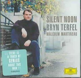Bryn Terfel - Silent Noon (English Songs) (CD)