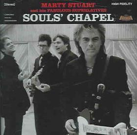 Marty Stuart - Souls' Chapel (CD)