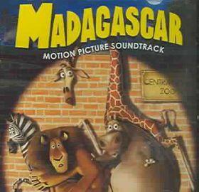 Original Soundtrack - Madagascar (CD)