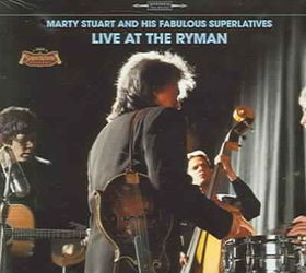 Marty Stuart - Live At The Ryman (CD)