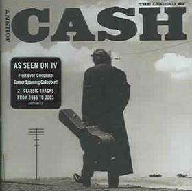 Legend of Johnny Cash - (Import CD)