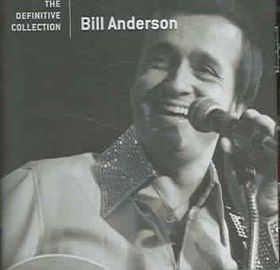 Bill Anderson - Definitive Collection (CD)