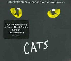 Original Broadway Cast - Cats US - Remastered (CD)