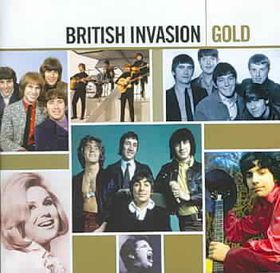 Gold:British Invasion - (Import CD)