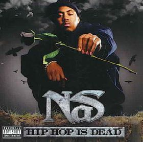 Nas - Hip Hop Is Dead (CD)