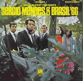 Herb Alpert Presents Sergio Mendes - (Import CD)