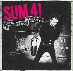 Underclass Hero - (Import CD)