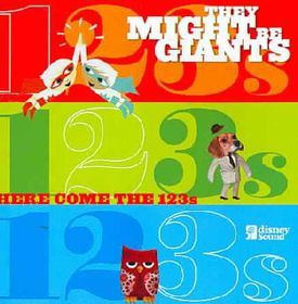 Here Come the 123's - (Import CD)